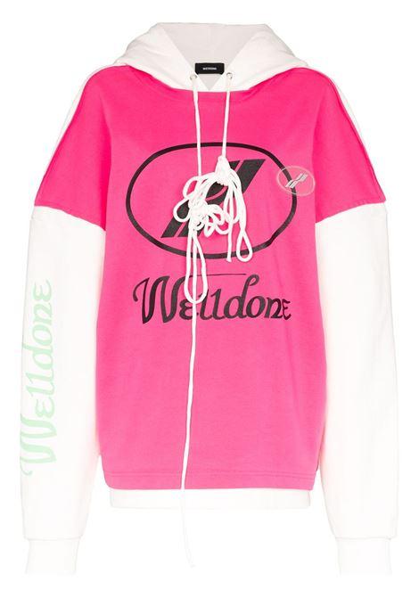 WE11DONE Hoodie WE11DONE | Sweatshirts | WDSS720081PK