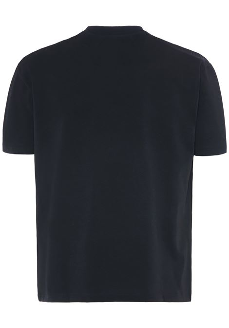 T-shirt with graphic print black- men 13 | DONNAIOLONR