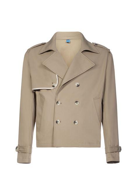 Double breasted jacket beige- men 13 | HALFBG