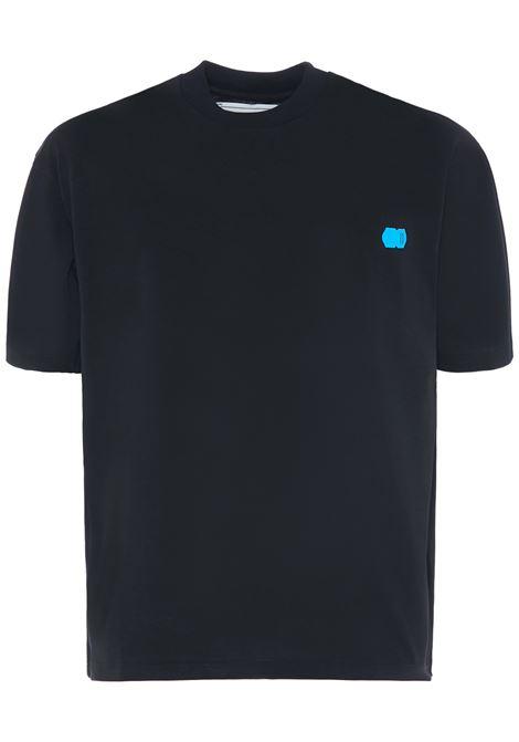 13 t-shirt con logo uomo nero 13 | T-shirt | LOGONR