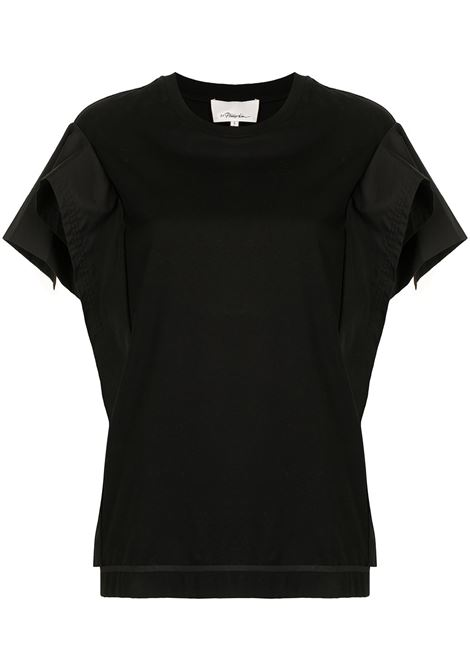 Ruffle-detail T-shirt 3.1 PHILLIP LIM | T-shirt | E2111696MJYBA001