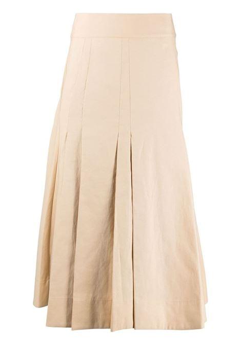3.1 phillip lim a-line pleated skirt women beige 3.1 PHILLIP LIM | Skirts | S2123168OTOBE250