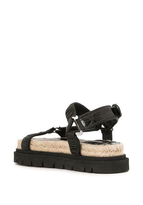 Noa strappy sandals black- women 3.1 PHILLIP LIM | SSE1T753CBCBA001