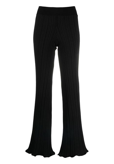 Ribbed trousers ACNE STUDIOS | Trousers | AK0372900