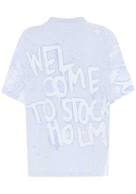 T-shirt Edra Donna ACNE STUDIOS | AL0207AAV