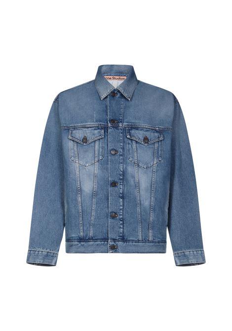 Giacca di jeans uomo ACNE STUDIOS | B90510863