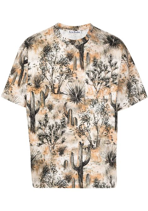 ACNE STUDIOS ACNE STUDIOS | T-shirt | BL0251AE1