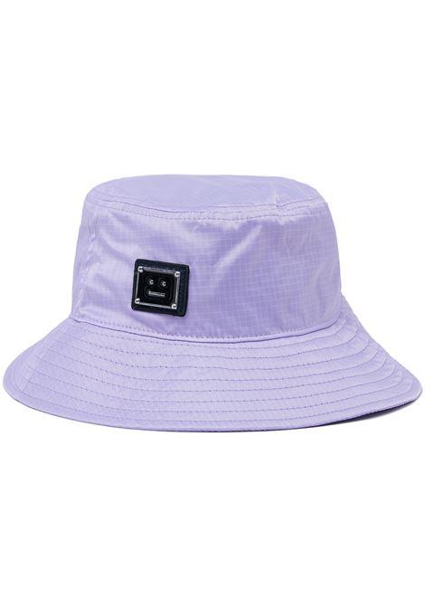 Acne Studios cappello bucket uomo lilac purple ACNE STUDIOS | Cappelli | C40127ADI
