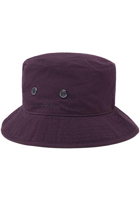 Cappello Brimmo Uomo ACNE STUDIOS | C40147ACE