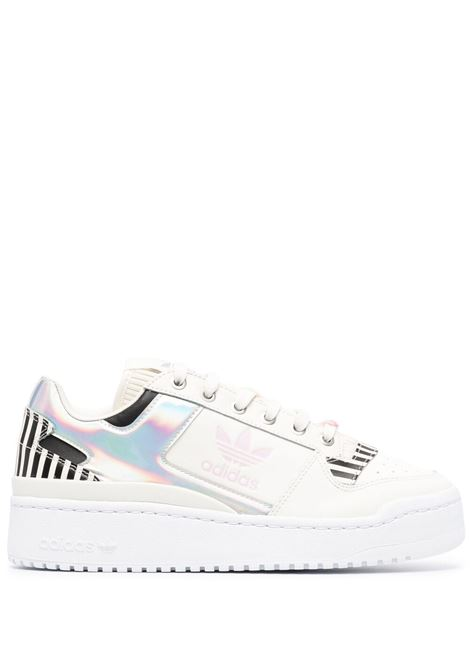 Adidas logo sneakers women off white ADIDAS   Sneakers   FY5115OFFWHT