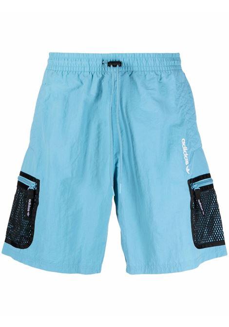 Drawstring track shorts men  ADIDAS   GN2342HZYBL