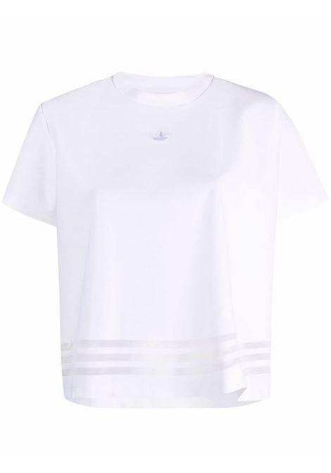 Embroidered-logo t-shirt ADIDAS | T-shirt | GN3189WHT