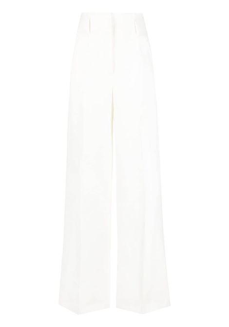 Alberta ferretti wide-leg trousers women bianco ALBERTA FERRETTI | Trousers | A03111212