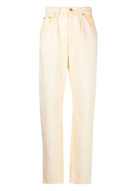 Faded tapered jeans ALBERTA FERRETTI | Jeans | A03131811021