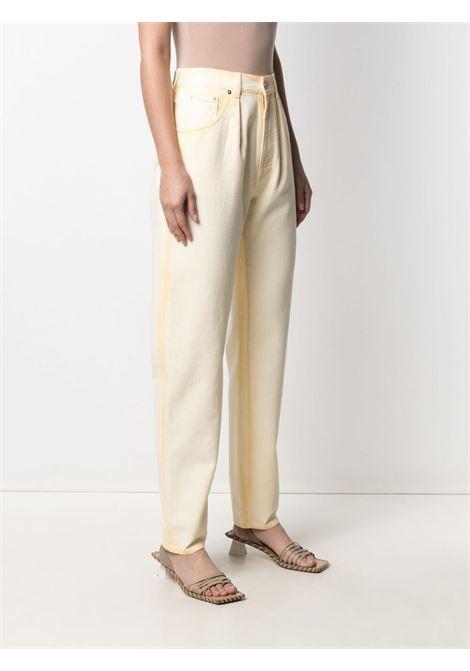 Faded tapered jeans ALBERTA FERRETTI   A03131811021