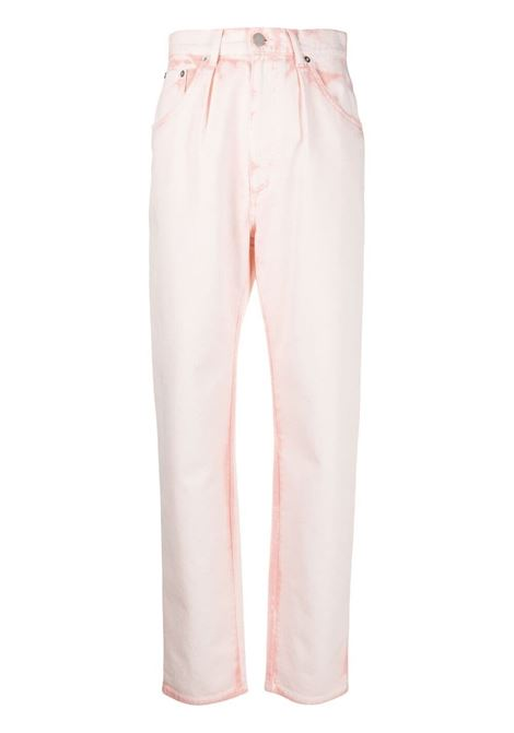 High-waisted tapered jeans ALBERTA FERRETTI | Jeans | A03131811070