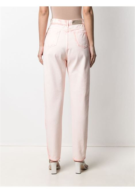 High-waisted tapered jeans ALBERTA FERRETTI   A03131811070