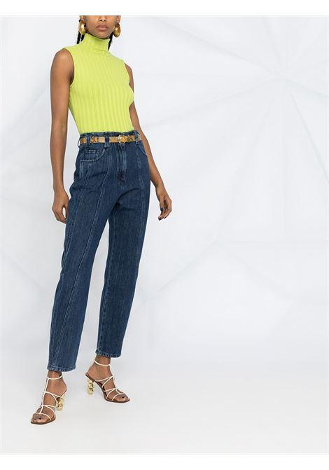 High-rise jeans ALBERTA FERRETTI   A03141678290