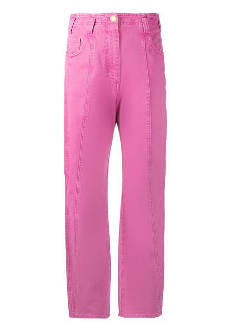 Jeans dritti Donna ALBERTA FERRETTI | Jeans | A03141679238