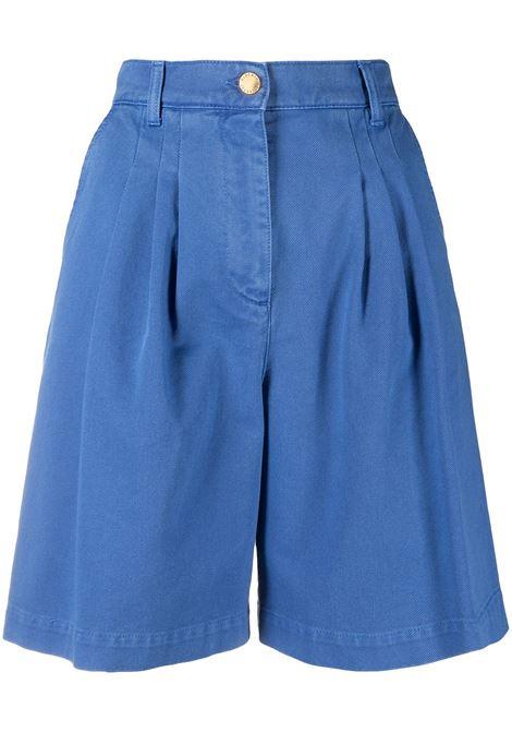 Pleated shorts ALBERTA FERRETTI | Shorts | A03151679295