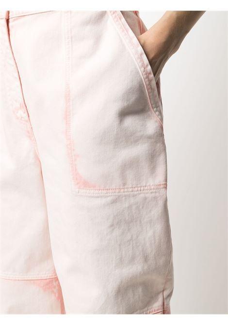 Alberta ferretti high-waisted trousers women fantasia rosa ALBERTA FERRETTI   A03181811070