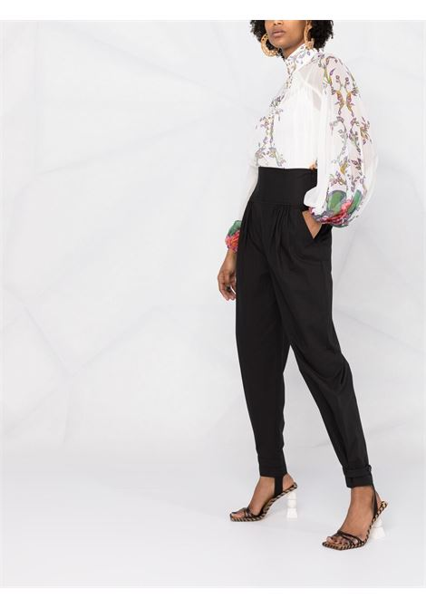 High waist trousers ALBERTA FERRETTI   A0322126555