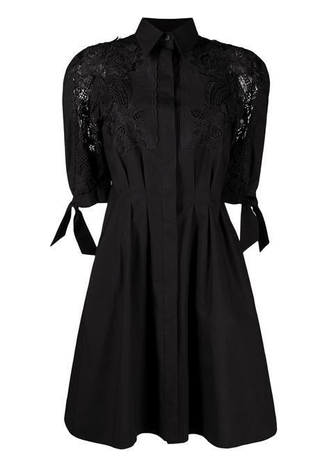 Lace-trimmed mini dress ALBERTA FERRETTI | Dresses | A04291623555