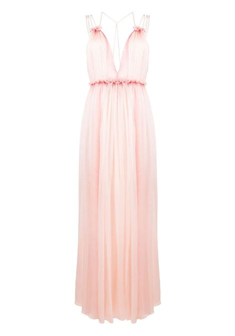 V-neck dress ALBERTA FERRETTI | Dresses | A04491481070