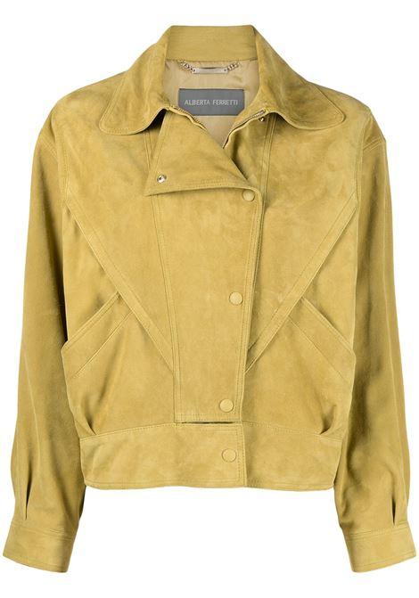 Boxy jacket ALBERTA FERRETTI | Outerwear | A37031677423