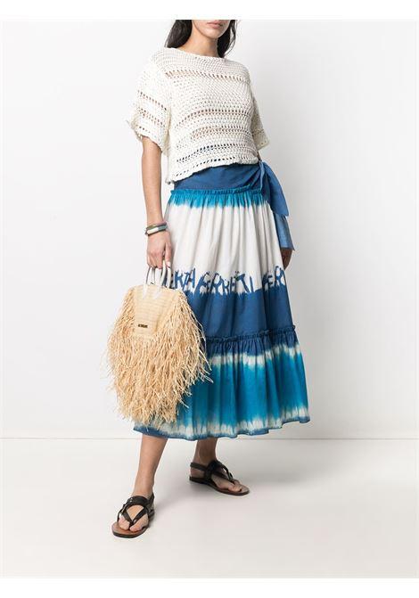 Tie-dye skirt ALBERTA FERRETTI   J01161461342