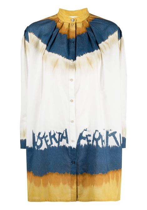 Logo shirtdress ALBERTA FERRETTI | Dresses | J02201461087