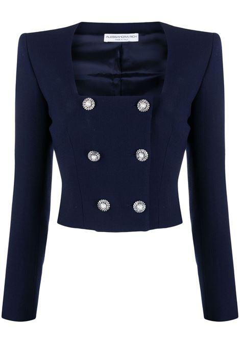 Cropped jacket ALESSANDRA RICH | Blazers | FAB2347F31901944