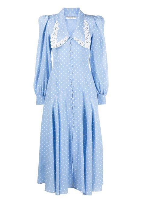Polka dot dress ALESSANDRA RICH | Dresses | FAB2350F31321674