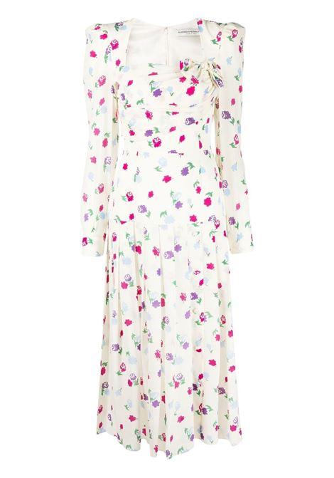 Bow-detail dress ALESSANDRA RICH | Dresses | FAB2361F3128822