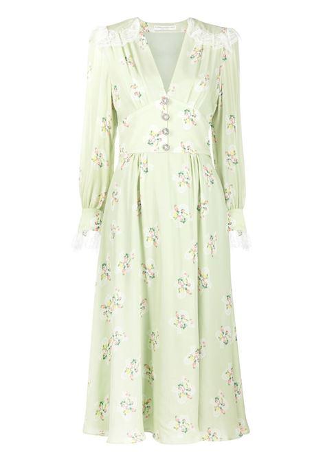 Floral dress ALESSANDRA RICH | Dresses | FAB2370F31021768