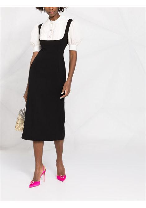 Lace detail dress ALESSANDRA RICH   FAB2382F2335900