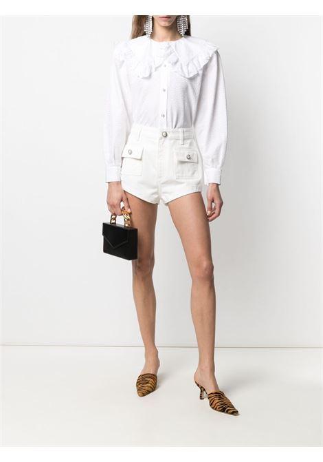Camicia con colletto in pizzo Donna ALESSANDRA RICH | FAB2475F3204822