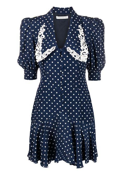 Polka-dot dress ALESSANDRA RICH | Dresses | FAB2478F31321944