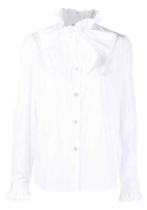 Alessandra Rich camicia con fiocco donna white ALESSANDRA RICH | Camicie | FAB2525F3198822