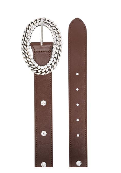 Cintura con decorazione di cristalli Donna ALESSANDRA RICH | FABA2339L0071758