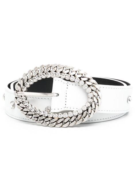 Crystal-embellished belt ALESSANDRA RICH | Belts | FABA2339L007822