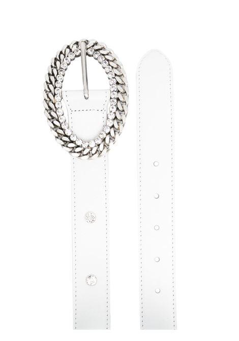 Crystal-embellished belt ALESSANDRA RICH   FABA2339L007822