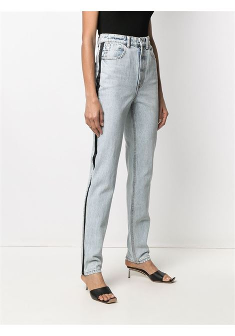 Jeans dritti Donna ALEXANDER WANG | 1WC1214323PBBLBLCH
