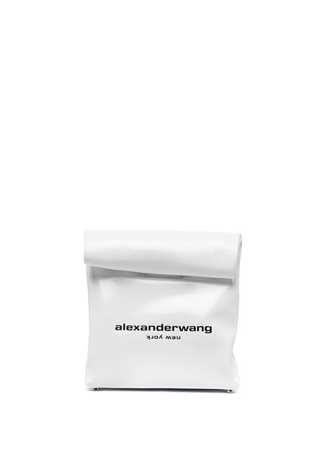 Lunch Bag Clutch ALEXANDER WANG | Clutch bags | 20C220C270100