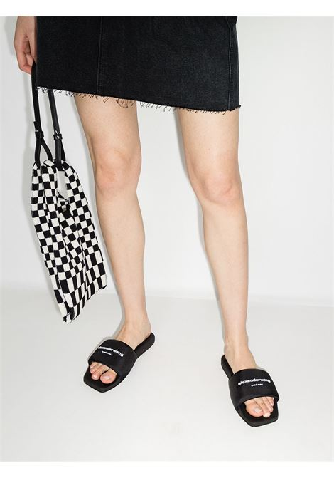 Ciabatte con stampa Donna ALEXANDER WANG | 30221S059001