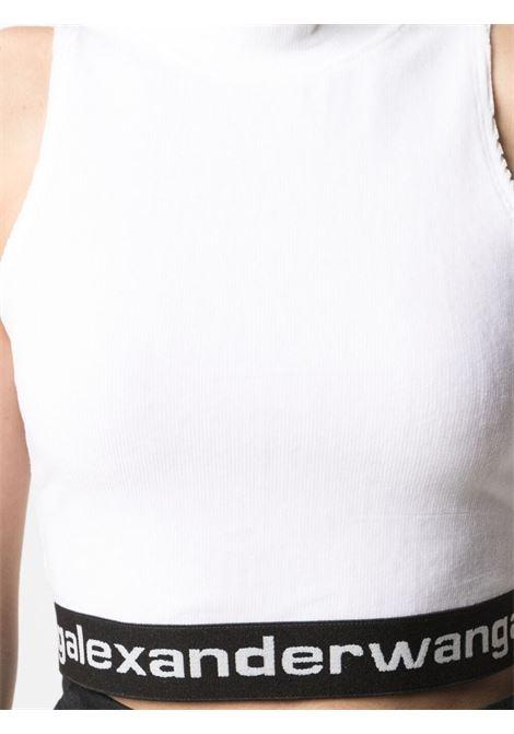 Top con logo Donna ALEXANDER WANG | 4CC2211212111