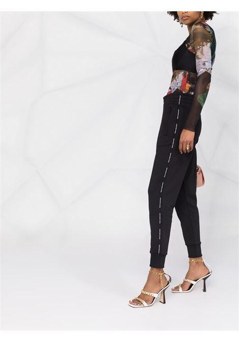 Pantaloni sportivi a vita alta Donna ALEXANDER WANG | 4CC2214084001