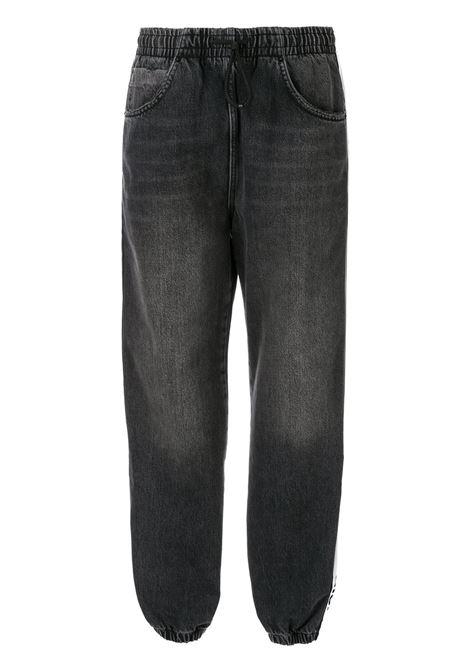Pantaloni con logo Donna ALEXANDER WANG | 4D994391CF015