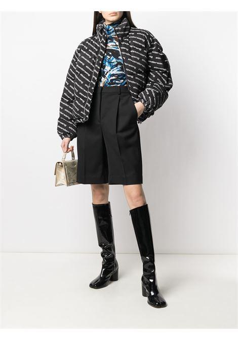 Piumino con logo Donna ALEXANDER WANG | 4DC1212885060