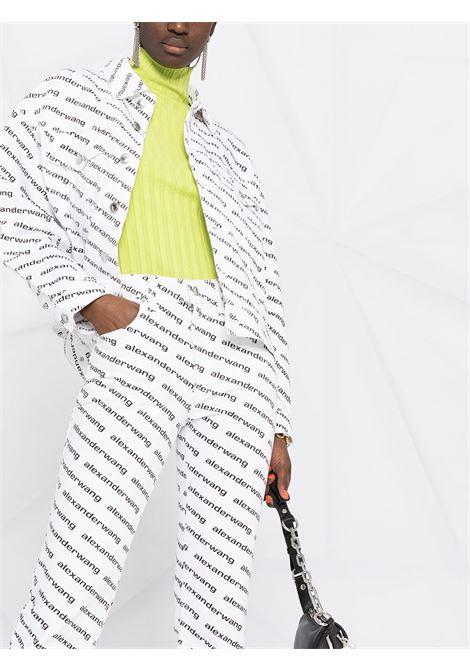 Logo-print jeans ALEXANDER WANG | 4DC1214895985